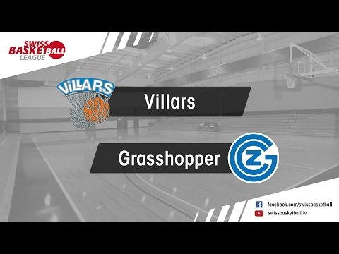 BM_D19: Villars vs Zürich