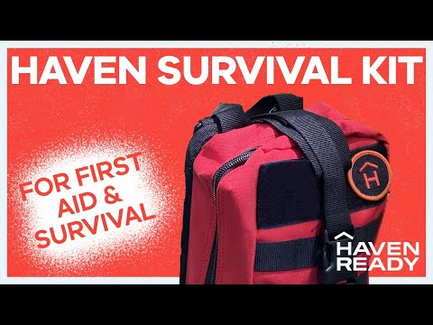 Haven Survival Kit – Pass & Review showcase by HavenReady