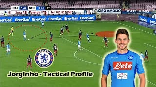Jorginho | Tactical Profile | Welcome to Chelsea | Player Analysis