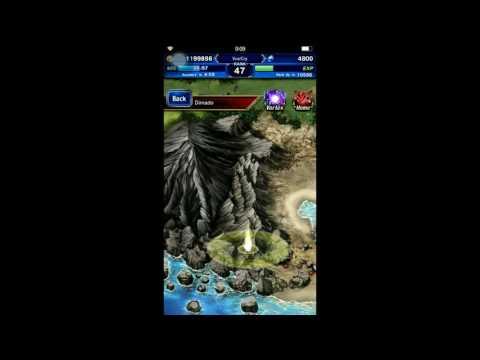 Final Fantasy Brave Exvius - Chapter 3 - Story Dirnado