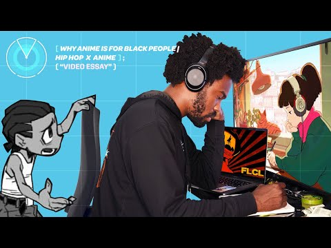 Why Anime Is For Black People - Hip Hop X Anime | Beyond The Bot