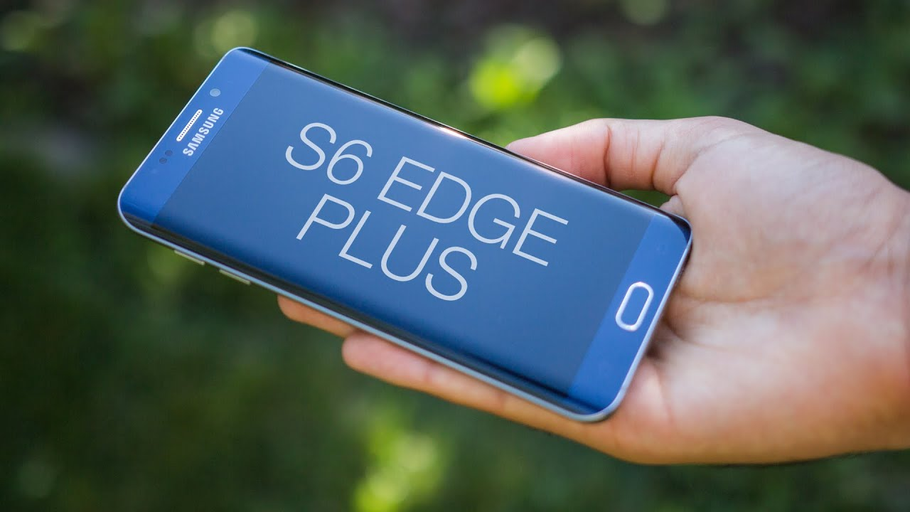 samsung galaxy s6 edge plus review after one month s6 edge plus vs note 5 youtube