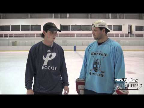 Pure Hockey Stick Challenge #2