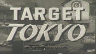 FIRST B-29 RAID ON JAPAN  TARGET TOKYO 1945 3446