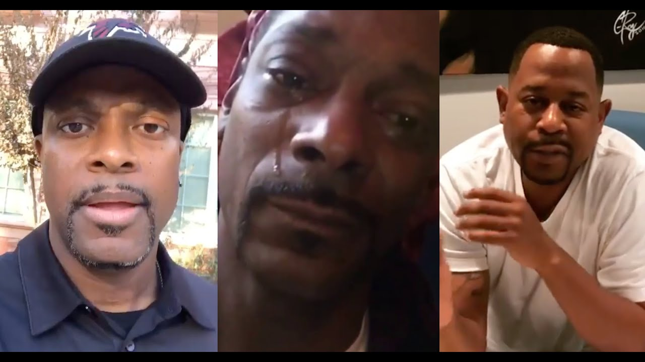 Rappers And Celebs Reacts To Deebo From Friday Passing Chris Tucker, Snoop, Martin Lawrence