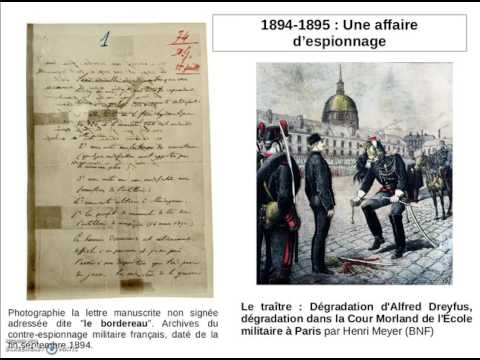 Baixar Capsule Vidéo Affaire Dreyfus