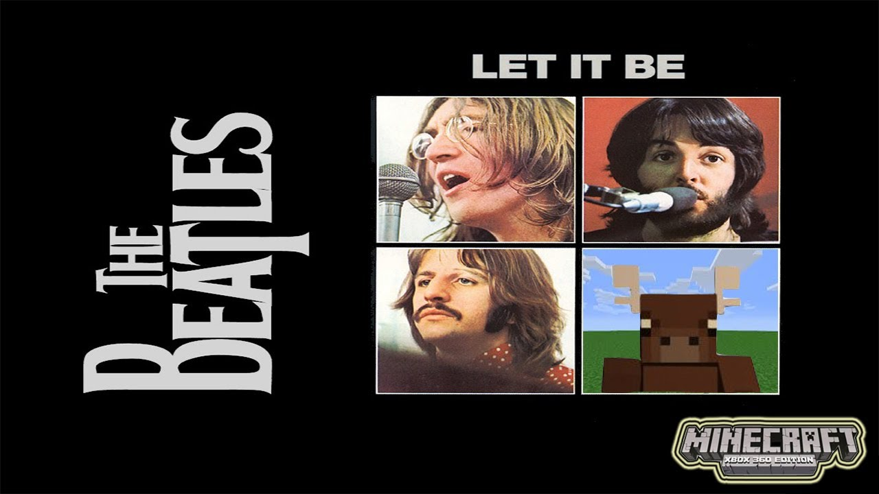 Let It Be Beatles