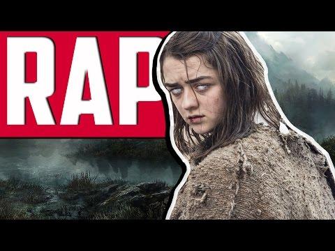 A Loba SolitArya - Thelfos | Arya Stark (Game of Thrones)