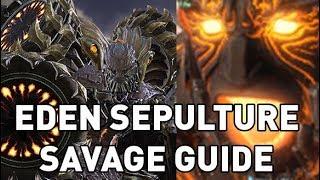 FFXIV: Eden's Gate Resurrection SAVAGE Guide (E1S)