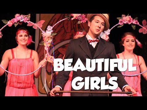 DCSSMT - SINGIN' IN THE RAIN - Beautiful Girls