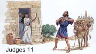 Judges 11 (with text - press on more info. of video on the side)