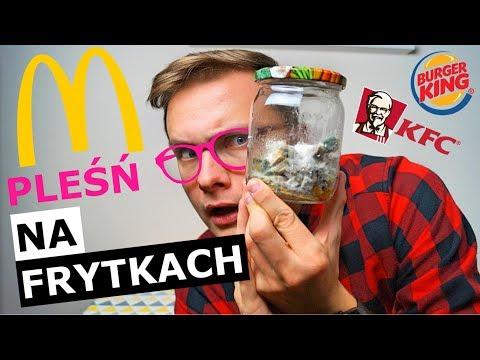 CZY FRYTKI Z BURGER KING, KFC, McDONALD