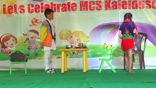 Jhagada Ko Okhati - झगडा को ओखति  MCS School Drama