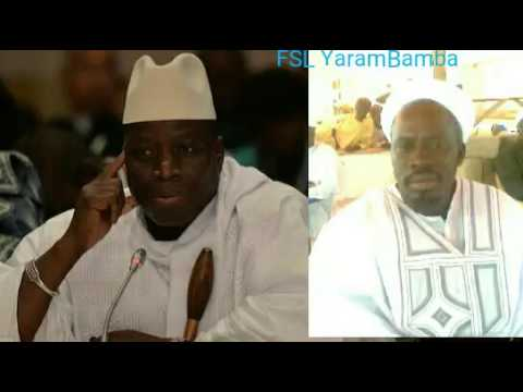 Imam Bakawsu Fofana On Yahya Jammeh