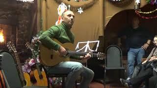 Старые раны, любимые песни поет Дмитрий Беляков