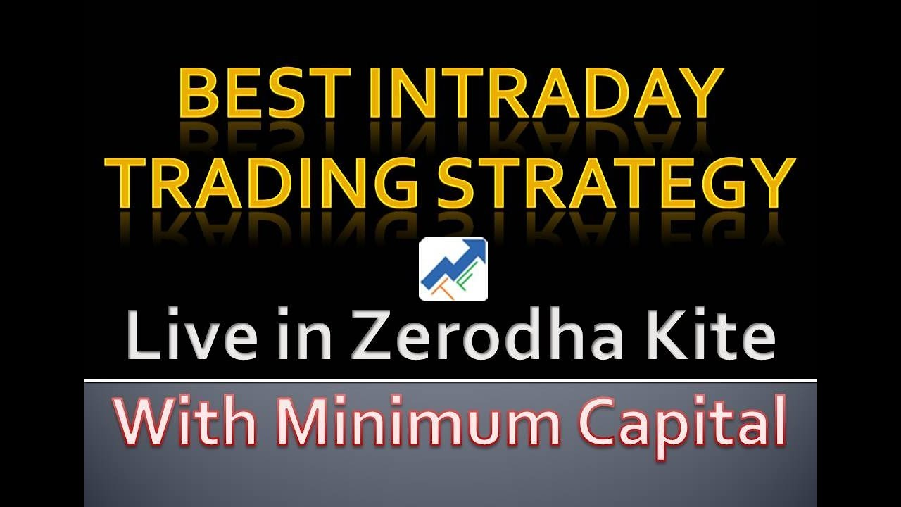 What is the minimum investment needed for intraday share