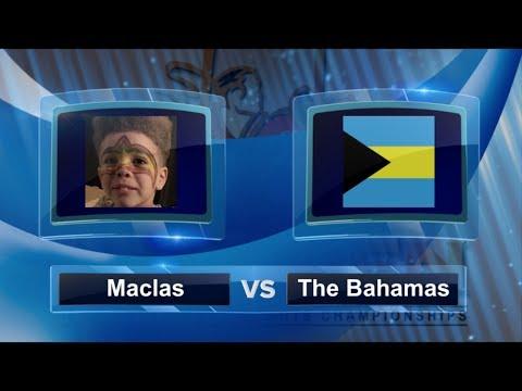 MACLAS VS BAHAMAS US OPEN