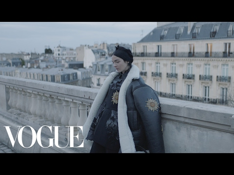 It was Paris from the start [Sponsored] | Vogue