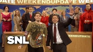 Weekend Update: Stefon's Farewell - SNL