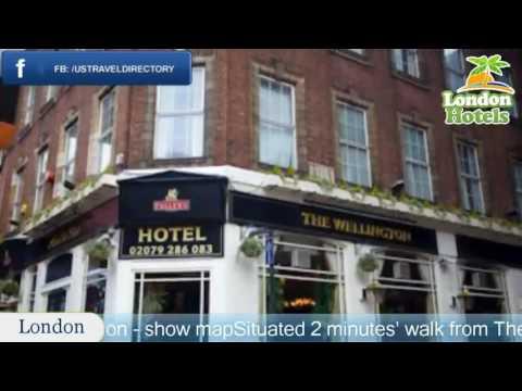 The Wellington Hotel - London Hotels, UK