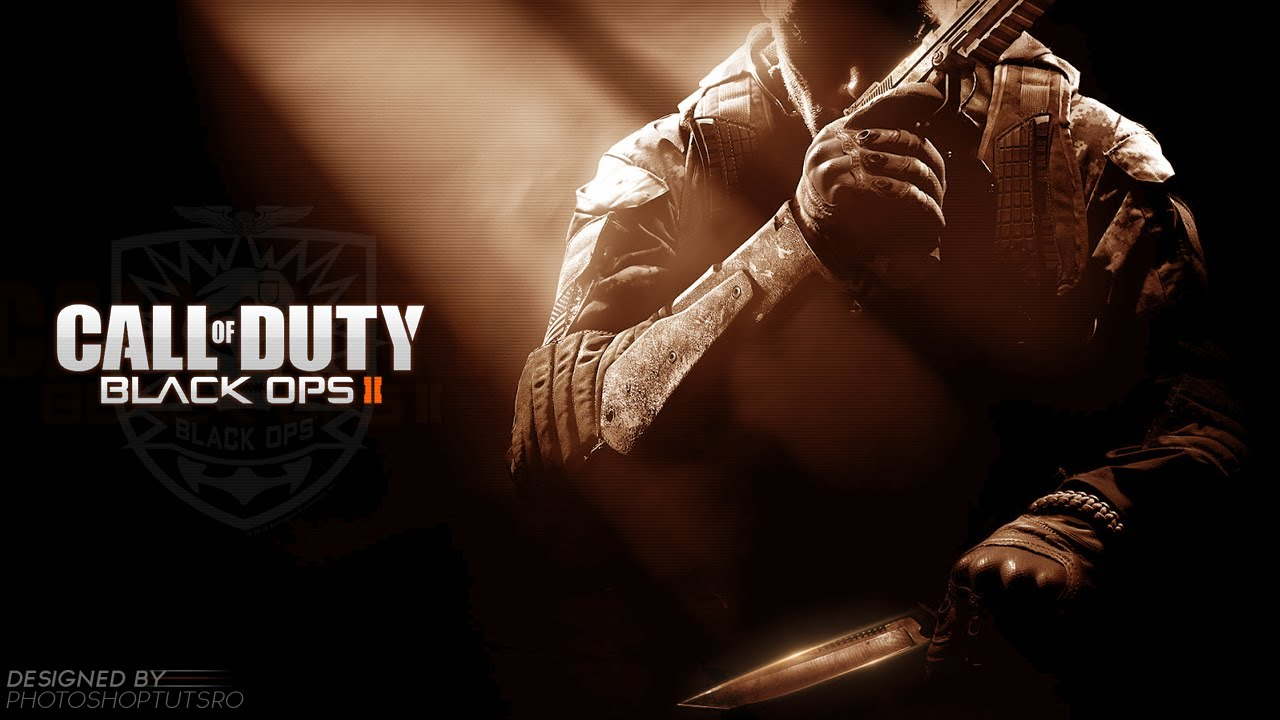 Call Of Duty Black Ops 2 Wallpaper On Behance