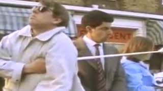 Bus Stop and Blind Man | Mr. Bean Official