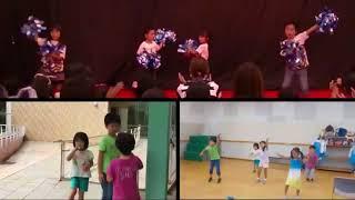 国立オリンピック記念青少年総合センターでの3日間のトレーニングキャン...