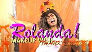 MAKEUP WITH ROLANDA (THANKSGIVING EDITION)