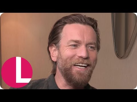 Ewan McGregor's Relieved He Can Stop Lying About Return to Star Wars | Lorraine