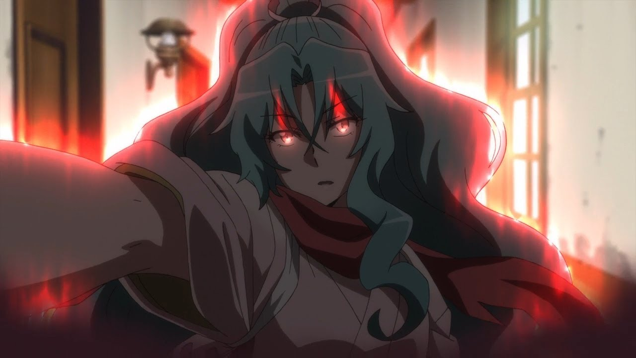 Tsuki ga Michibiku Isekai Douchuu「AMV」Strongest Dragon ᴴᴰ