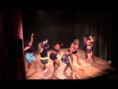 ADA Spring Cabaret II African Dance