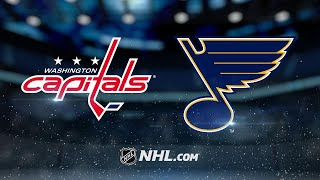 Ovechkin scores in Capitals' 4-2 win vs. Blues