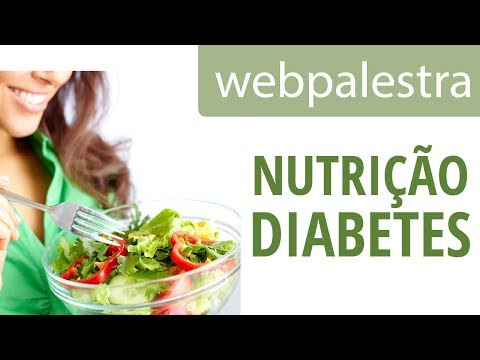 Webpalestra - Manejo nutricional do diabetes no paciente portador de câncer