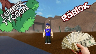 ROBLOX-#3 STARTING FROM SCRATCH and MAKING MONEY! (Lumber Tycoon 2)