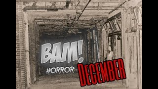 2018- The Bam Horror Box|| Last Video Of The Year #thebamhorror #unboxing