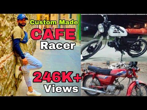Custom made Cafe Racer / BD