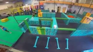 Tearing it up at Tempest - Parkour POV