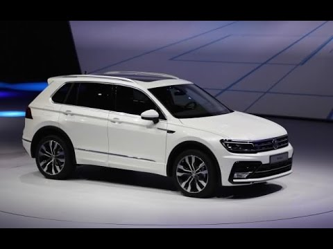 what is new on the all new 2018 volkswagen tiguan youtube. Black Bedroom Furniture Sets. Home Design Ideas