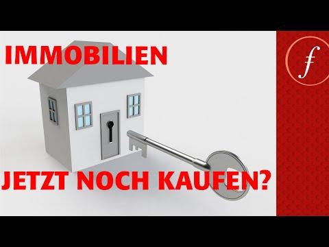 Immobilien jetzt noch kaufen?