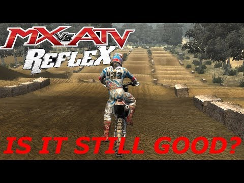 MX Vs ATV REFLEX - The Best MX Game?