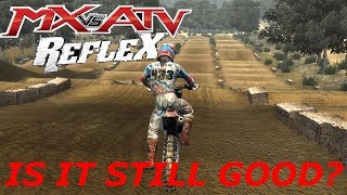 MX vs ATV REFLEX - The Best MX Game?