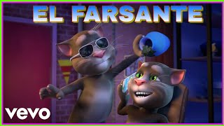 el farsante - ozuna ft romeo santos / talking tom