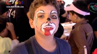 SAT-7 KIDS - ASNews Report - how and why festival - مهرجان كيف و ليش - مصر