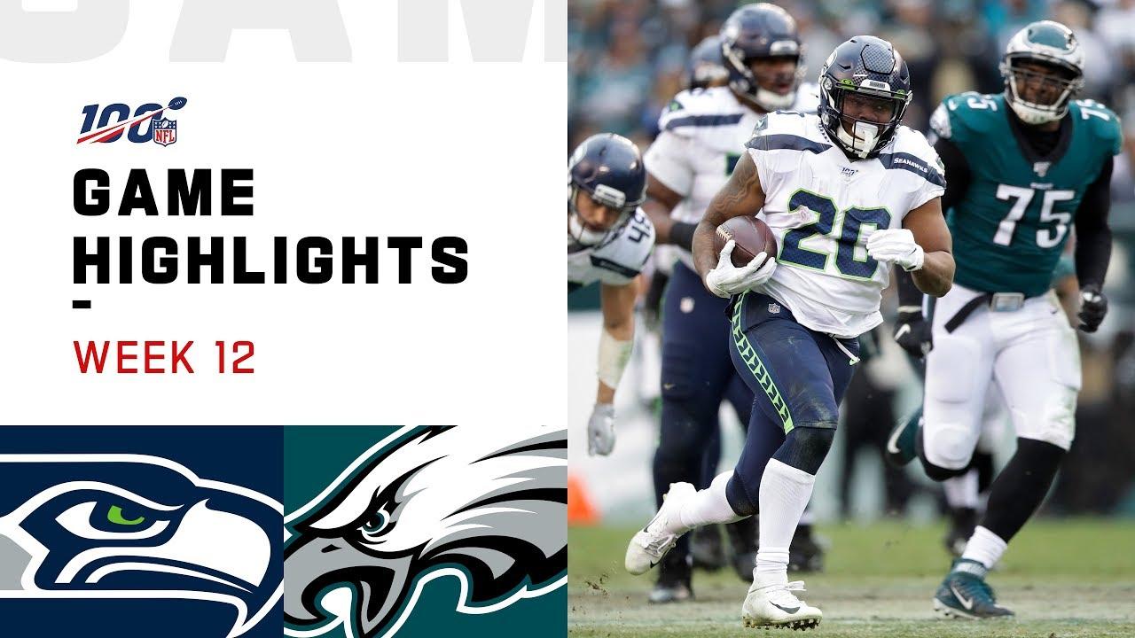 Seahawks' Chris Carson gets plenty of work vs. Eagles in return ...