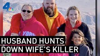 Husband Hunts Down Wife's Killer After Corona Hit-and-Run | NBCLA