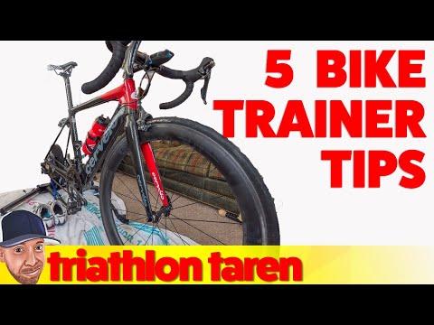 5 Indoor Bike Trainer Setup Tips To Make Training Damage Free And Enjoyable