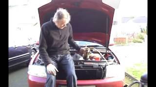 CAR ENGINE OIL CHANGE.Замена масла в двигателе.