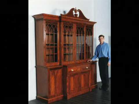 Andrew Pfeiffer Furniture Maker Australian red cedar