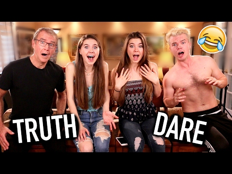 DIRTY TRUTH OR DARE - ft Savage Dad | NinaAndRanda