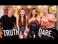 DIRTY TRUTH OR DARE - ft Savage Dad | NinaAndRanda